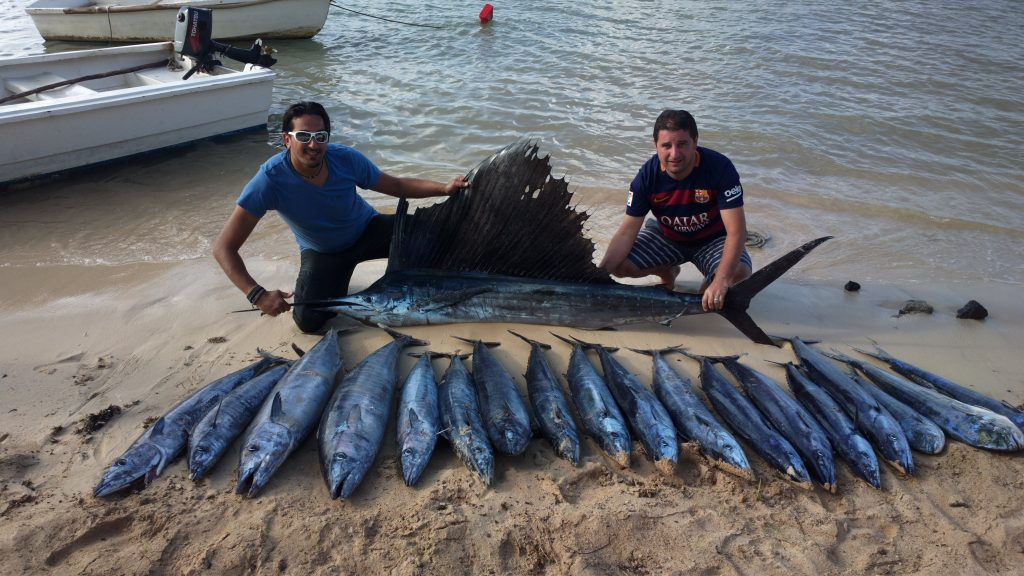 Big Game Fishing In Mauritius